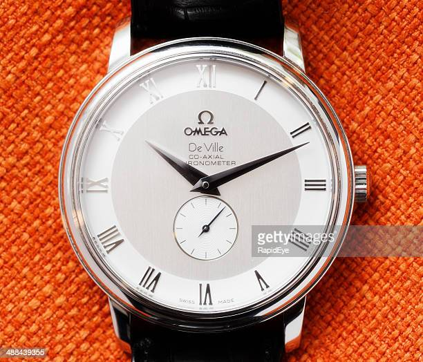 Omega De Ville Co-axial Chronometer man's watch