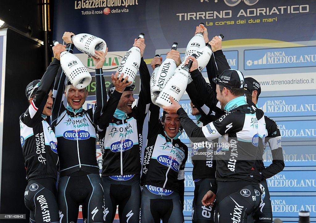Tirreno Adriatico - Day One