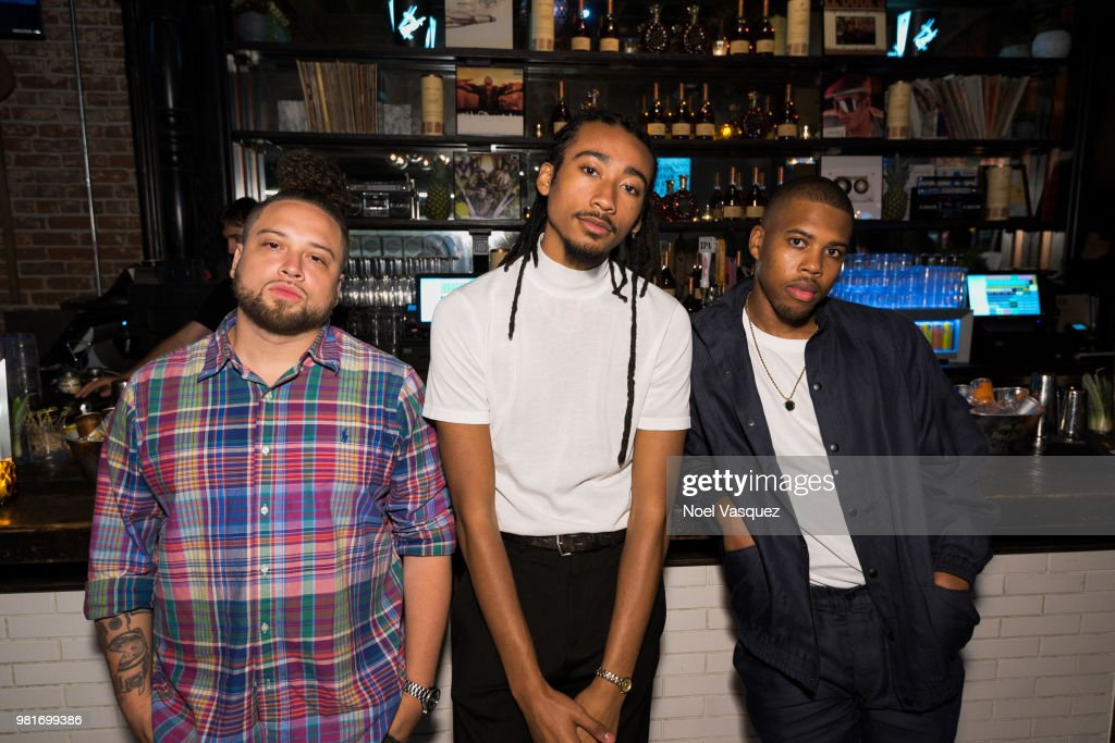 CAA & Remy Martin Private Event at Luchini Pizzeria : News Photo