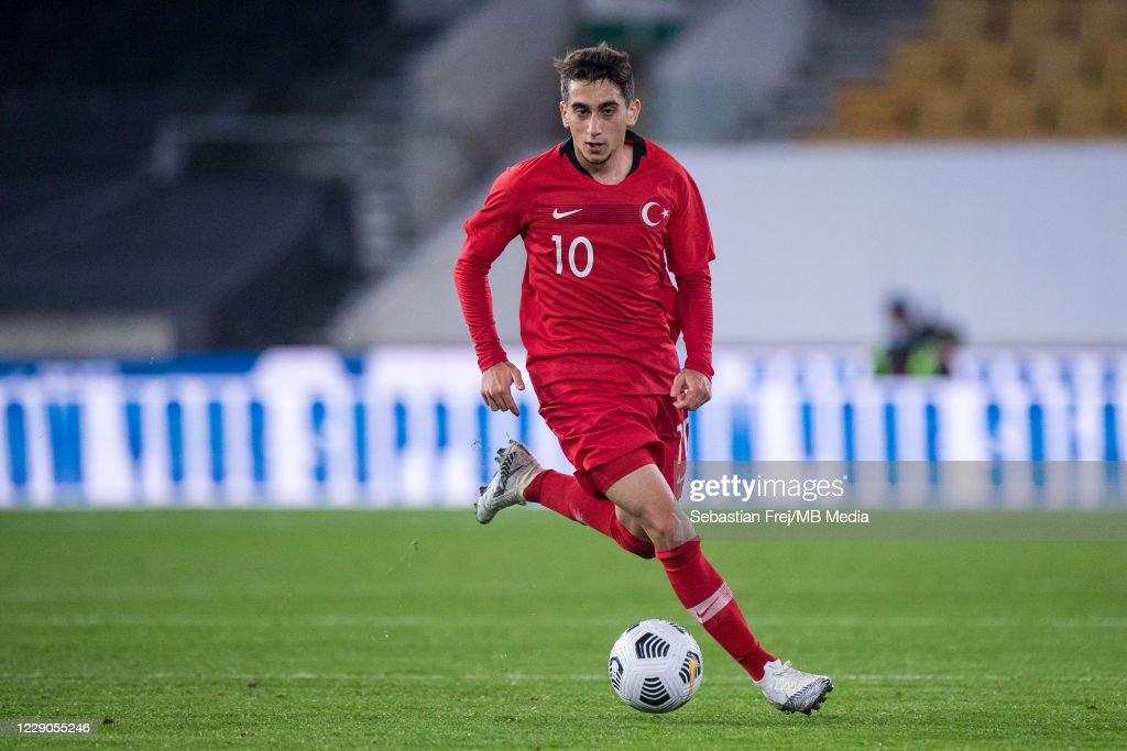 England U21 v Turkey U21 - UEFA Euro Under 21 Qualifier : Nachrichtenfoto