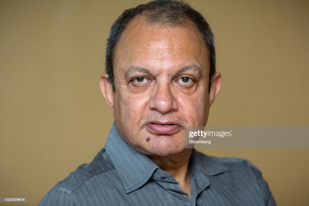 Omer Yusuf, managing director of Lyra Ltd., poses for a photograph in Karachi, Pakistan, on Thursday, Aug. 16, 2018. 'It's going to be tough. But they've got a good team, Asad Umar is probably one of the most brilliant people I know -- I'm hopeful.' said Yusuf, who knew Pakistan's Finance Minister Asad Umar during his corporate days. Photographer: Asim Hafeez/Bloomberg via Getty Images