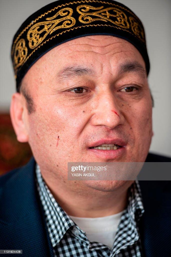 TURKEY-CHINA-MUSLIMS-MINORITIES : News Photo