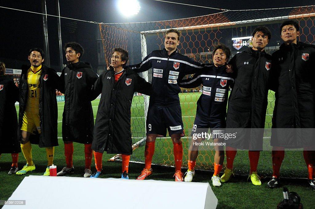 Omiya Ardija v Kashiwa Reysol - J.League : News Photo