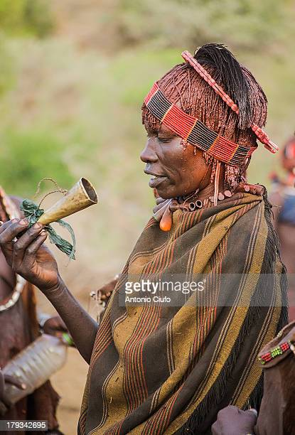 Omo Valley, Ethiopia. The Hamer are a tribal people in southwestern Ethiopia. They live in Hamer Bena woreda , a fertile part of the Omo River...