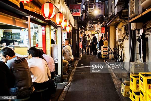 Omoide -Yokocho 新宿東京、日本