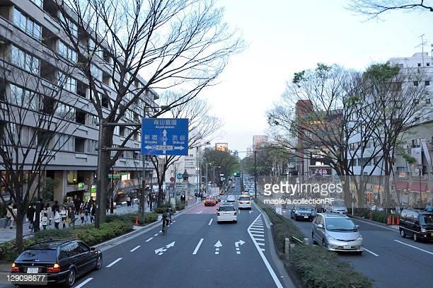omotesando avenue - 表参道 ストックフォトと画像