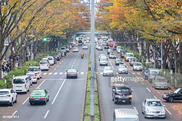 東京 Omotesanto Street