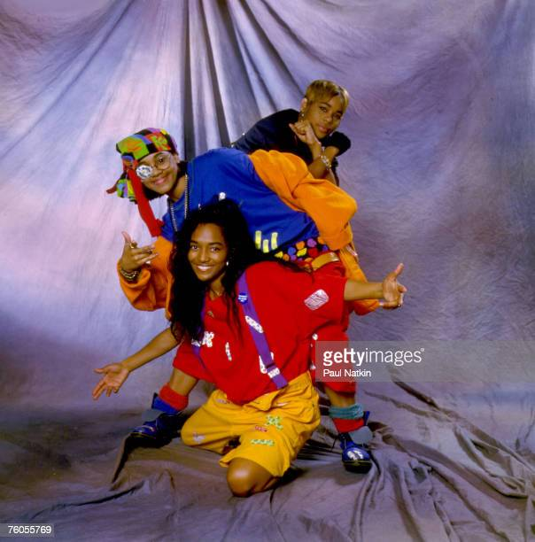 TLC on 11/17/92 in Chicago Il