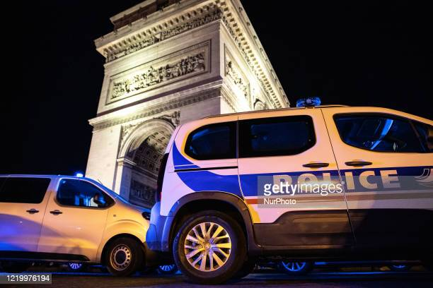 On 13 June 2020, in Paris, Frane, on the evening of the same day of the protest of anti racism,ang against the violence and brutality police, the...