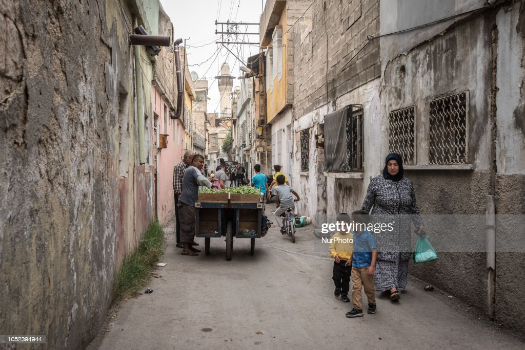 Daily life In Gaziantep : News Photo