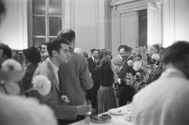 Albert Camus 1957 Nobel Prize For Literature
