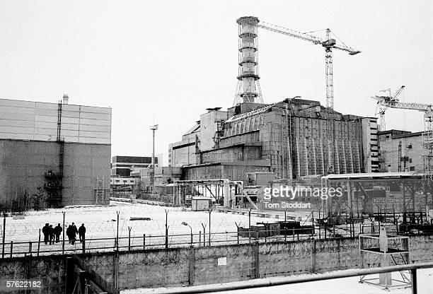 On 26th April at 123am the world's worst nuclear disaster happened at Reactor Number 4 at Chernobyl nuclear power station in northern Ukraine 190...