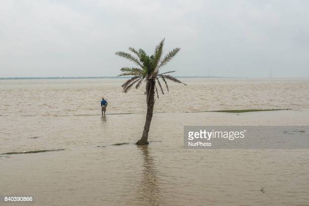 On 28 August 2017 in Ghoramara India Due to the abrupt upliftment in sea level 60% land of ghoramara island has gone underwater Ghoramara is an...