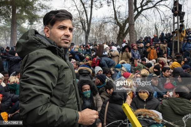 On 29 February thousands of refugees and migrants arrived at the Pazarkule border crossing between Greece and Turkey and were denied passage to the...