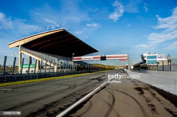 On 3 November 2018 in Zandvoort, Netherlands. Reports from the Dutch media claim that Formula One Management has made an offer to Zandvoort to put...