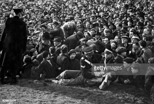 On 9 March 1946 crowd congestion led to 33 Bolton Wanderers FC spectators losing their lives through asphyxiation and hundreds suffering injuries in...