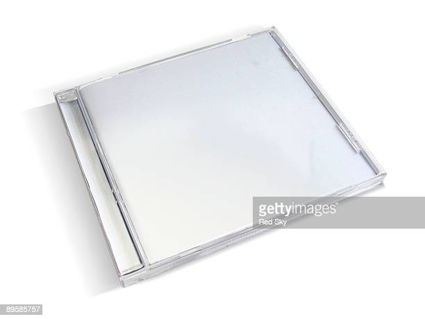 cd on a white background - compact disc stock pictures, royalty-free photos & images