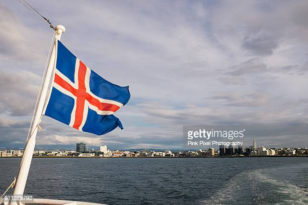 On an icelandic ship