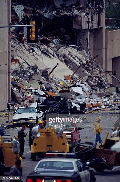 On April 19th a fuelandfertilizer truck bomb exploded in front of the Alfred P Murrah Federal Building killing 168 people Timothy McVeigh convicted...