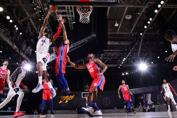 FL: Philadelphia 76ers v Washington Wizards