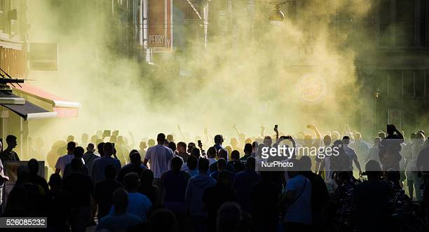 THE HAGUE On August 8 2015 several hundred supporters of the premier football club ADO Den Haag marched to the central square The demonstration is...
