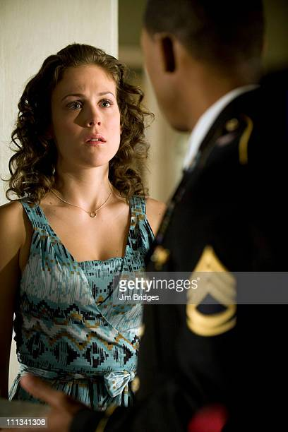 WIVES On Behalf of a Grateful Nation The wives deal with a sudden loss on Army Wives airing on Lifetime Television on SUNDAY MARCH 27 ERIN