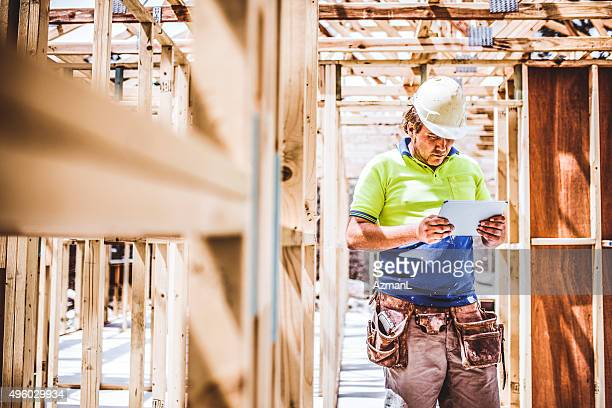 On Construction Site