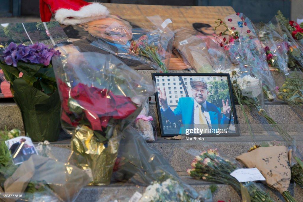 Mayor Ed Lee Memorial Ceremony in San Francisco