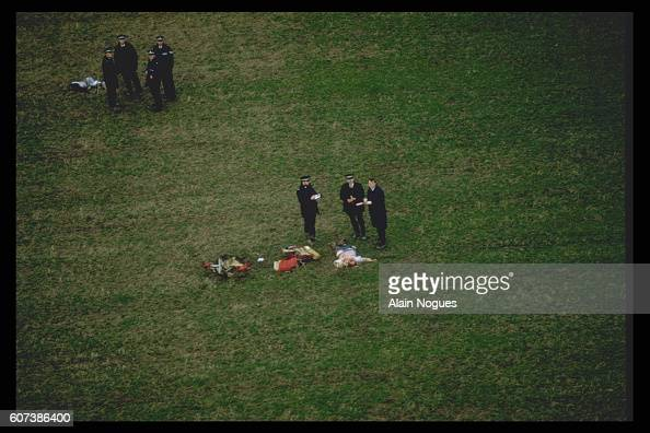 Lockerbie Bombing Pictures Getty Images