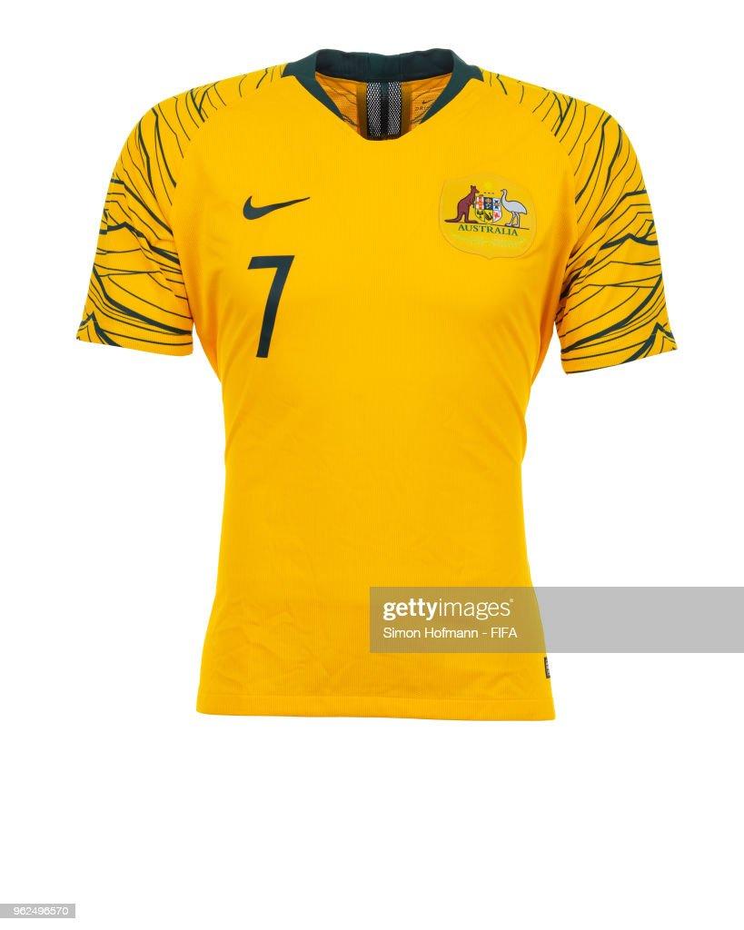 FIFA World Cup 2018 Kits