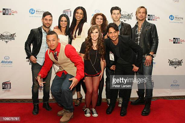 On February 2 2011 in Arlington Texas Jordin Sparks and her brother PJ Honor Society and singers JoJo Tori Kelly and Avery encouraged fans to join...