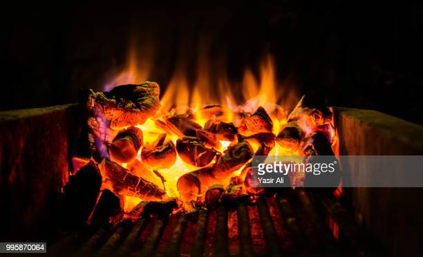 on fire! - burning stock pictures, royalty-free photos & images