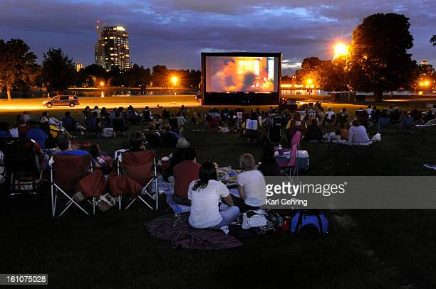 CD30PLATFORM On Friday July 25th Denveramptrades Road Home presented an outdoor showing in City Park of a film dealing with the theme of family...