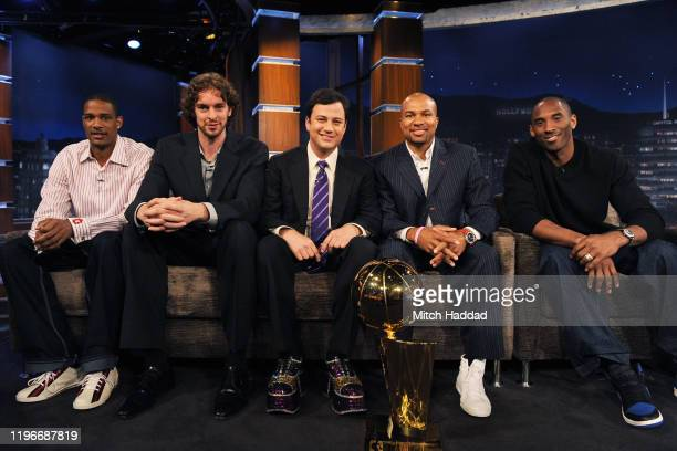 On Friday, June 19, the 2009 NBA Finals MVP Kobe Bryant along with fellow team captain Derek Fisher and additional team members from the 2009 NBA...