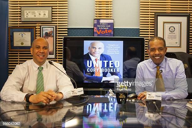 On Friday March 11 in Washington DC United States Senator Cory Booker was a guest on the Joe Madison show on XM Satellite radio Joe Madison...