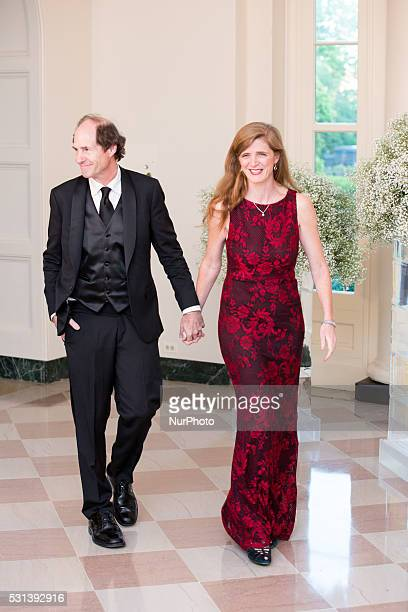 C On Friday May 13 at the White House US Ambassador to the UN Samantha Power the US ambassador to the United Nations and her husband Cass Sunstein...