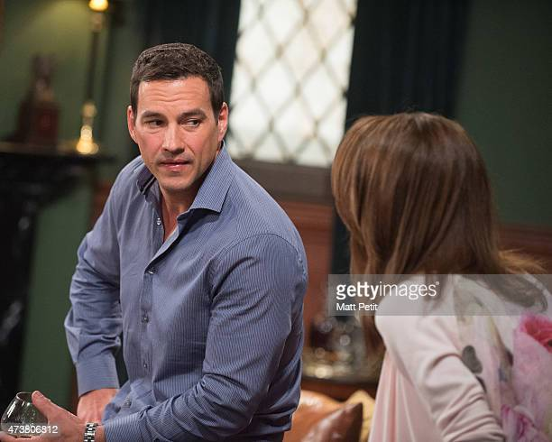 """On Friday, May 15, 2015 and Monday, May 18 Walt Disney Television via Getty Images unveils a two-day network daytime television event when """"General..."""