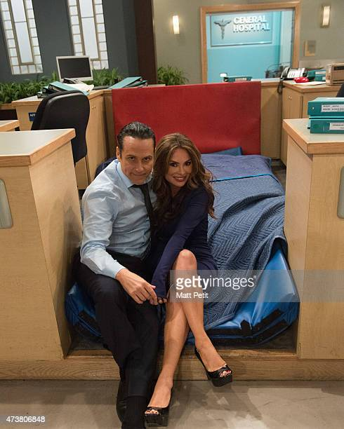 HOSPITAL On Friday May 15 2015 and Monday May 18 ABC unveils a twoday network daytime television event when 'General Hospital' broadcasts LIVE from...