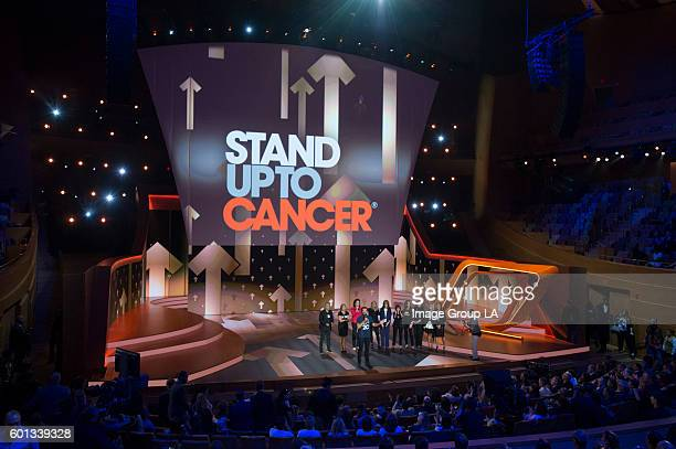 CANCER On Friday Sept 9 at 8 7c join Hollywood favorites for a live hourlong commercialfree fundraising telecast to benefit groundbreaking cancer...