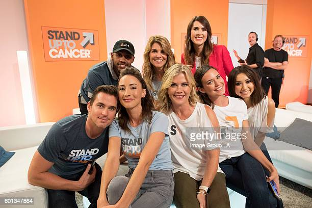 On Friday, Sept 9 at 8|7c, join Hollywood favorites for a live hour-long, commercial-free fundraising telecast to benefit groundbreaking cancer...