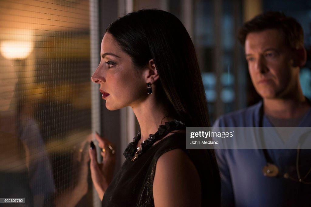 Freeform's 'Shadowhunters' - Season Three : News Photo