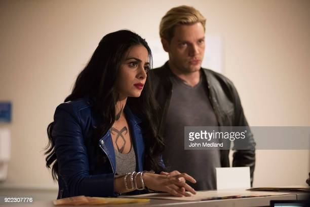 SHADOWHUNTERS On Infernal Ground In the season three premiere secrets abound as the Shadowhunters and Downworlders try to get back to normal after...