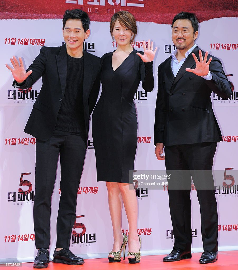 'The Five' Press Conference