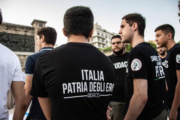 ITA: Anniversary Of Killing Of Paolo Borsellino