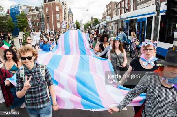 On July 29th the Pride Amsterdam starts with the so called Pride Walk During this opening activity the organization expects a thousands of people...