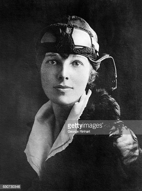 On June 17 Kansasborn aviator Amelia Earhart became the first woman to cross the Atlantic by plane In 1937 Earhart's plane disappeared in a flight...