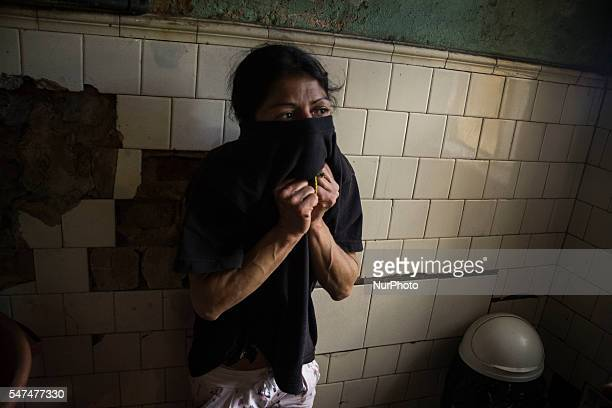 On June 22nd is performed in the San Bernardo neighborhood of Bogota Colombia a raid that takes by surprise the inhabitants of the area where illegal...