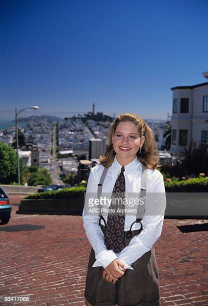 HOUSE On Location in San Francisco Season Eight 9/27/94 Candace Cameron