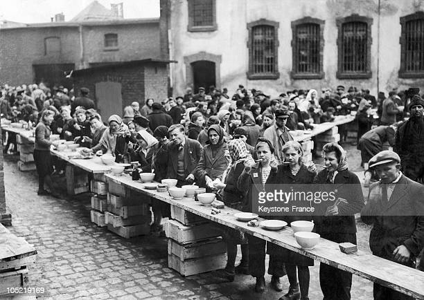 On March 19 Persons Of Various Nationalities Having Been Forcefully Brought To Germany During The Second World War