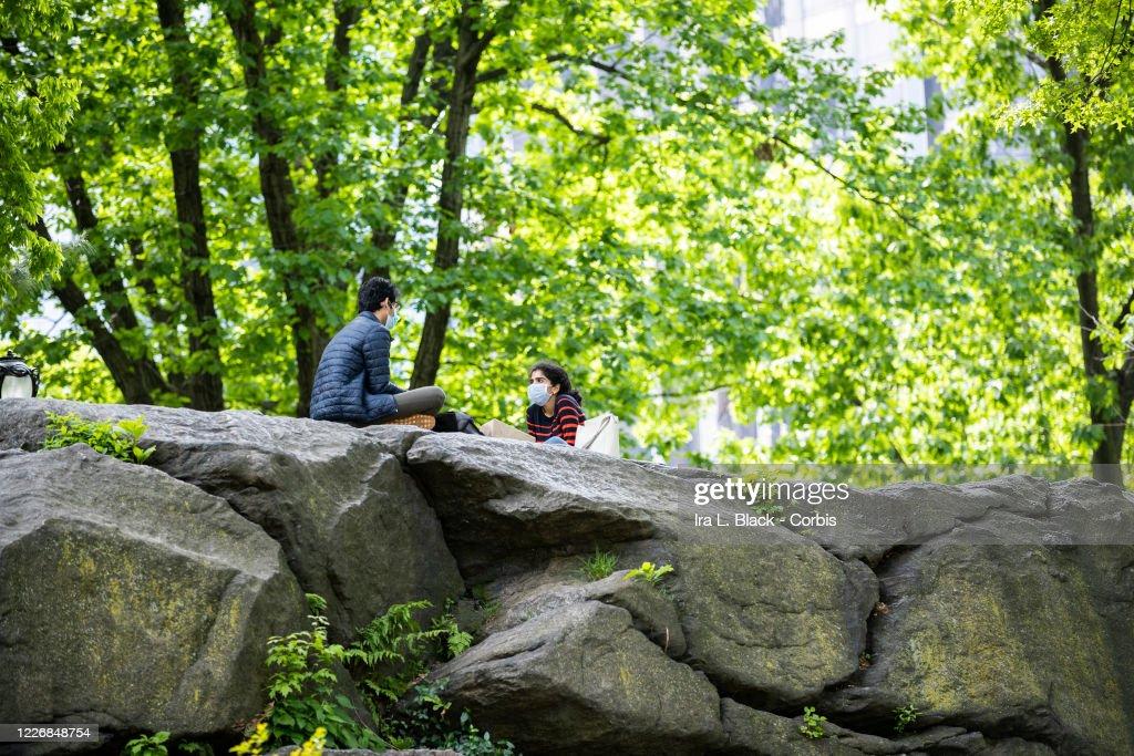 New York: Coronavirus : News Photo